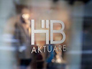 H²B AKTUARE - LOGO DESIGN