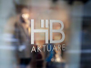 H²B AKTUARE - LOGO DESIGN