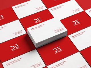 DEpassage - BUSINESS CARDS