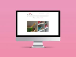 SANSIBAR WEBSHOP